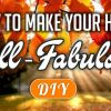 Fantastic Fall Decorating DIY Ideas - Make your Home Fall Fabulous