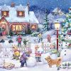 Best Christmas Holiday Jigsaw Puzzles 2017