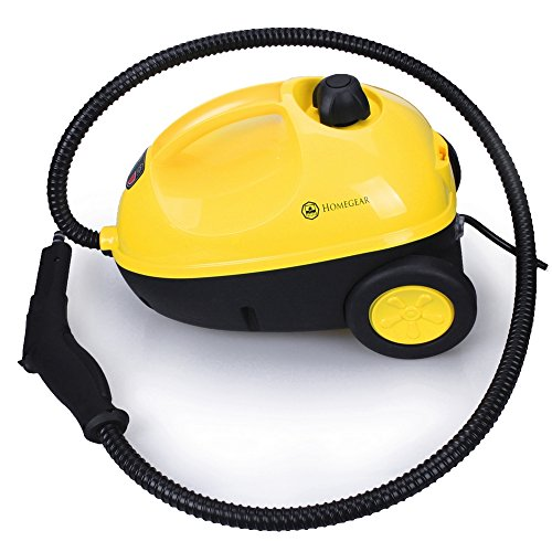 With This Kind Of Steam Power, You Can Use This Homegear X100 Portable  Professional Multi Purpose Steam Cleaner To Easily Do Cleaning Jobs That  Are Hard And ...