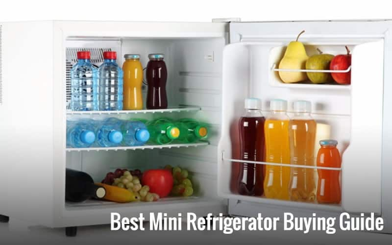 best compact refrigerator buying guide