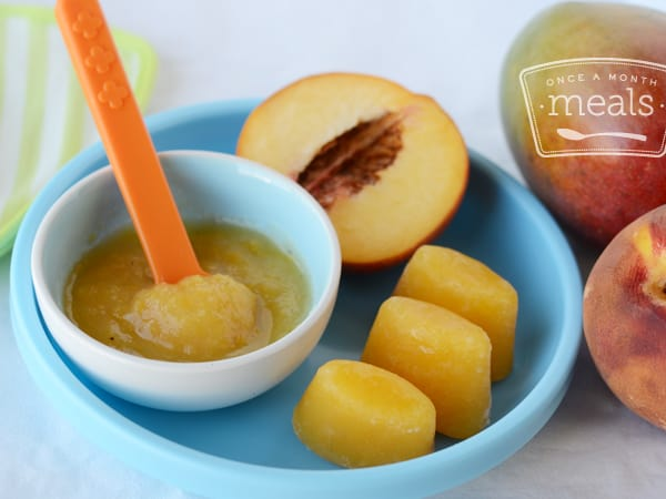 peach mango puree