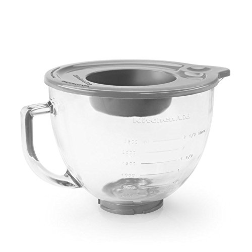 Kitchenaid Glass Bowl 6 Quart best mixing bowl reviews and comparison buying guide (2017): all