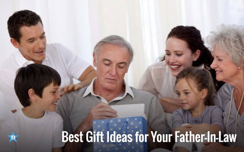Best Gift Ideas for Father-in-law