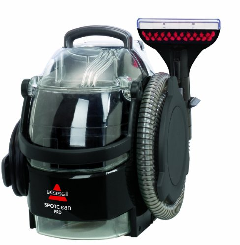 one of the best options you have for a portable carpet cleaner is the bissell especially if you want power and portability at the same time