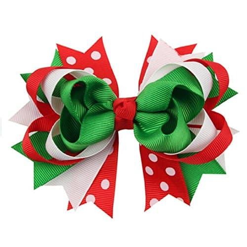 Best Christmas Hair Bows