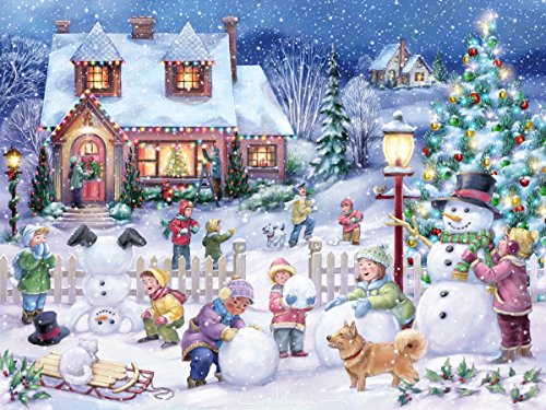 Best christmas Holiday Jigsaw Puzzles