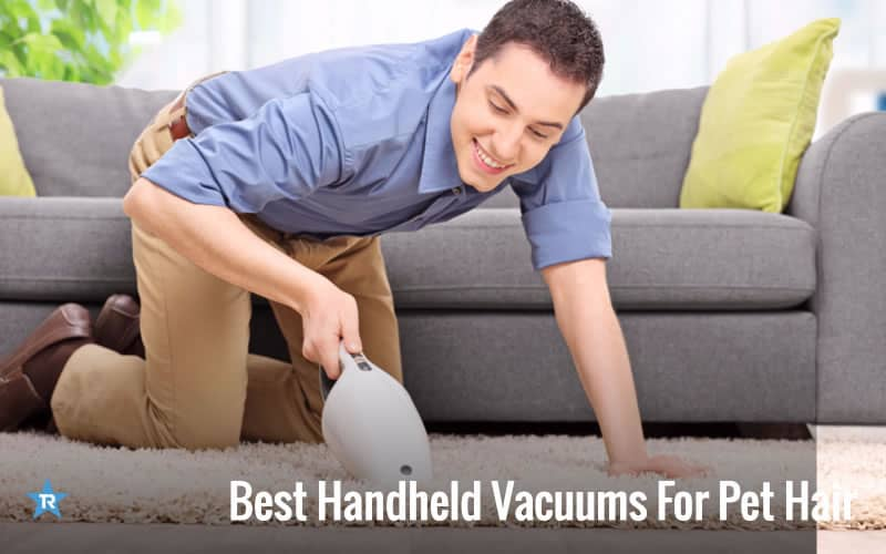 Best Handheld Vacuum for Pet Hair