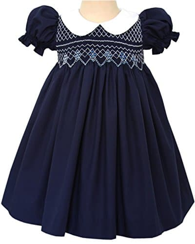 best holiday smocked dress
