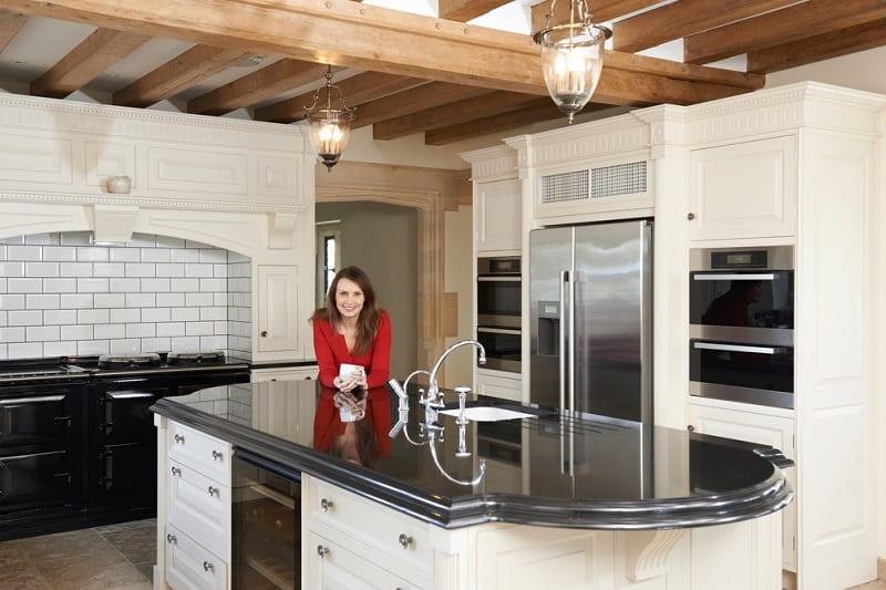 Glass-Kitchen Splashback - Enhancment to your Home