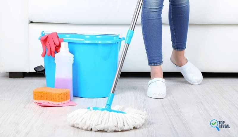 How to Clean your Home Right Way