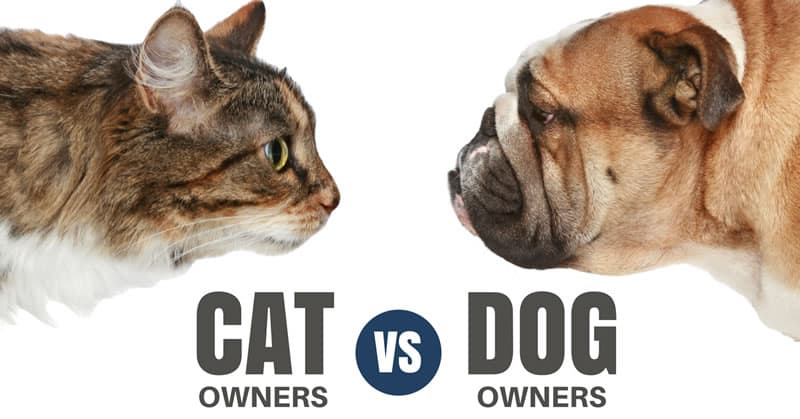Cat Owners vs Dog Owners