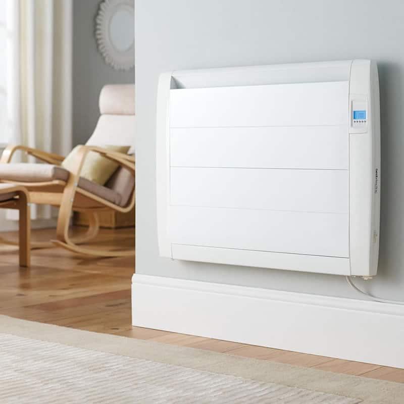 Home electric radiators