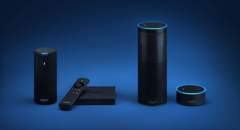 Alexa Family - What is and Why Echo