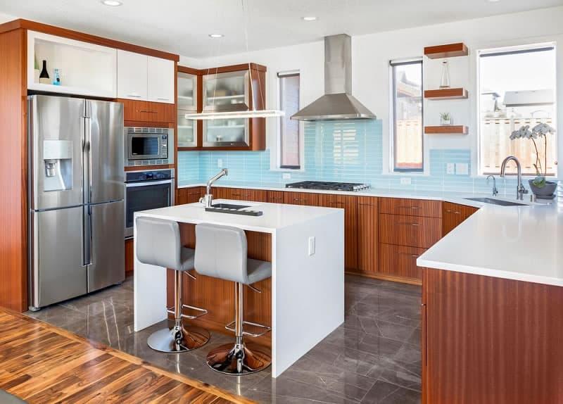 Open Space Concept Kitchen Ideas