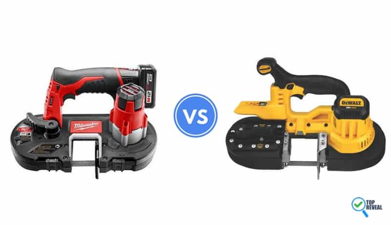 Milwaukee 2429-21xc Vs. Dewalt DCS371B