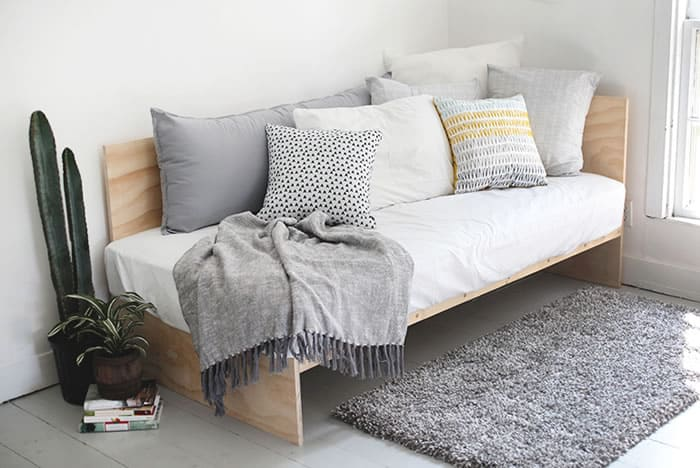 Wooden Daybed