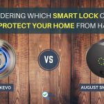 August Smart Lock vs Kwikset Kevo Comparison