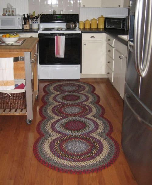 Comfortable Kitchen Rugs