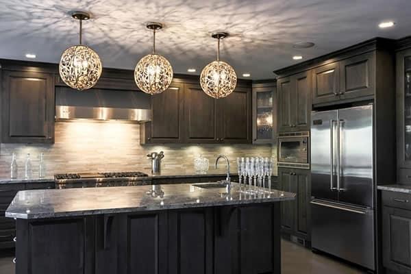 Sparkle Lighten Kitchen