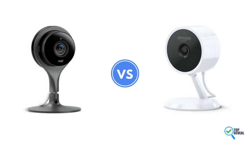 Amazon Cloud Cam vs Nest Cam