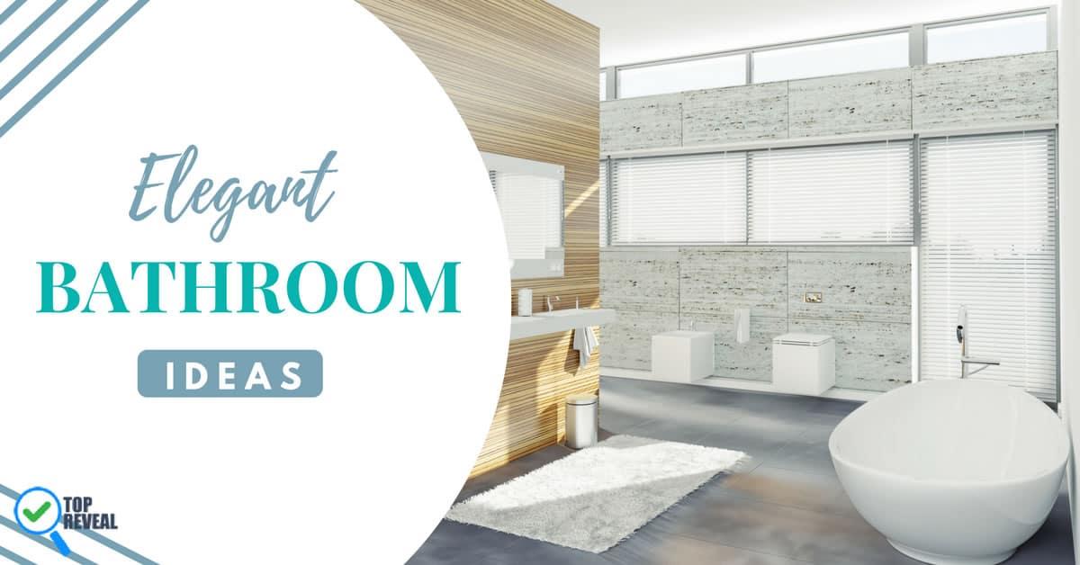 Elegant Bathroom Ideas Blog