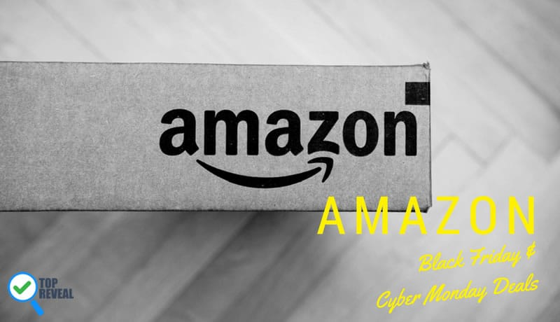 Amazon Black Friday and Cyber Monday Deals and Sale