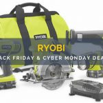 Ryobi Black Friday and Cyber Monday Deals