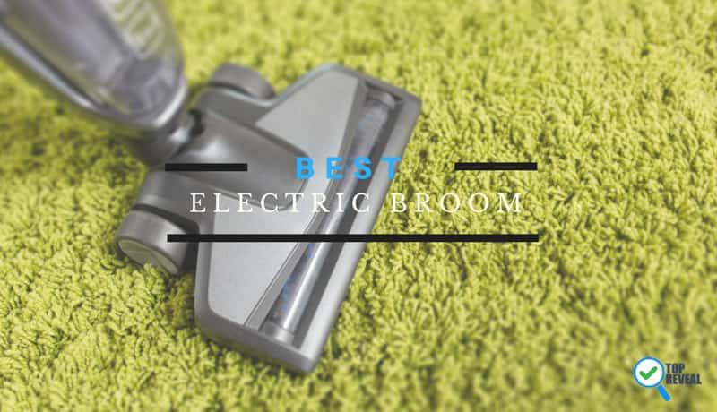best electric broom