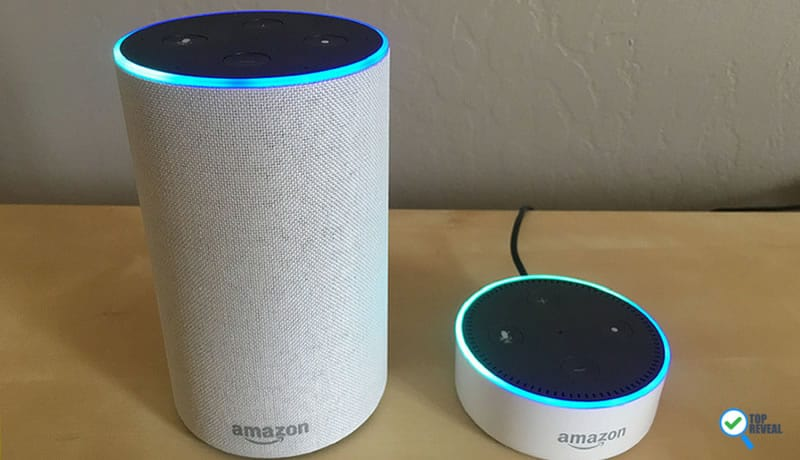 Compare Echo 2 and Echo Dot