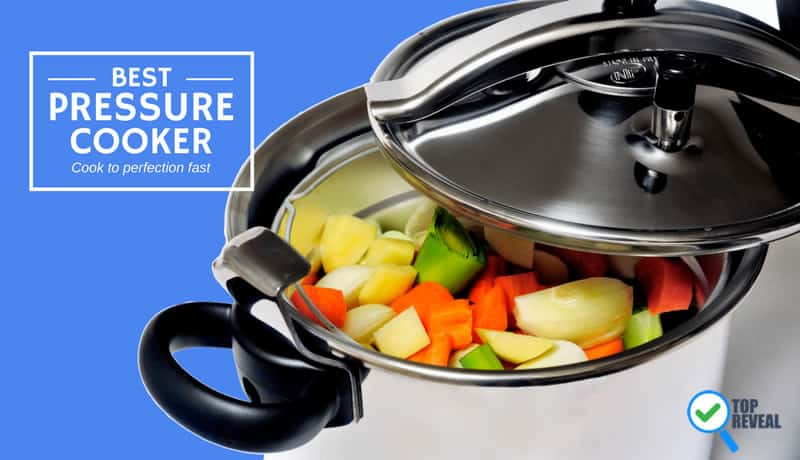 Top Pressure Cooker for Canning