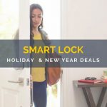 Smart Lock Holiday Deals and New Year Sale
