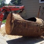 Remove Oil Tank from Home