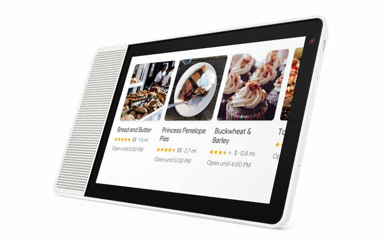 10-inch Lenovo Smart Display