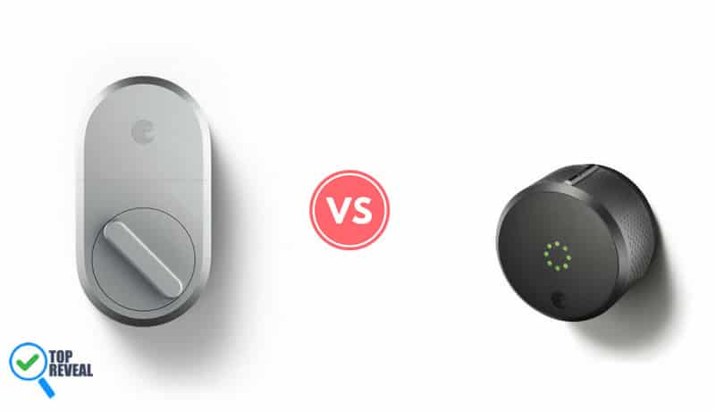 August Smart Lock 3 vs 2 Gen