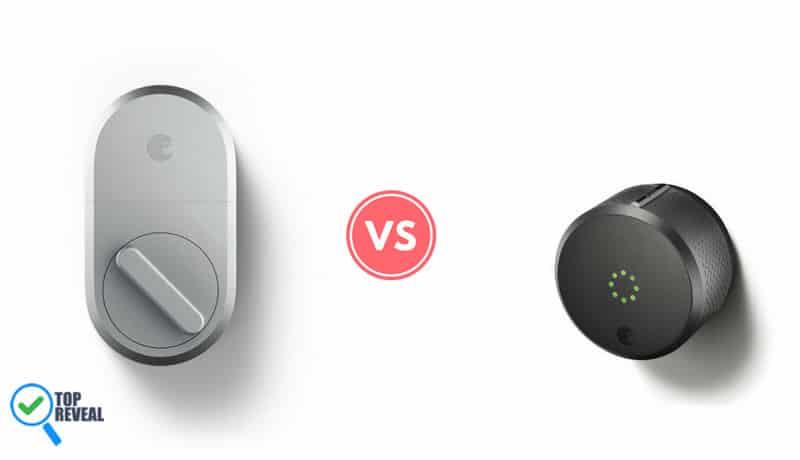 August Smart Lock 3 vs 2 Gen