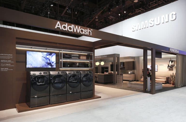 Smart Appliances at CES 2018