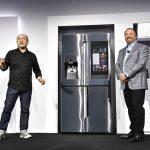 Samsung SmartThings Refrigerator