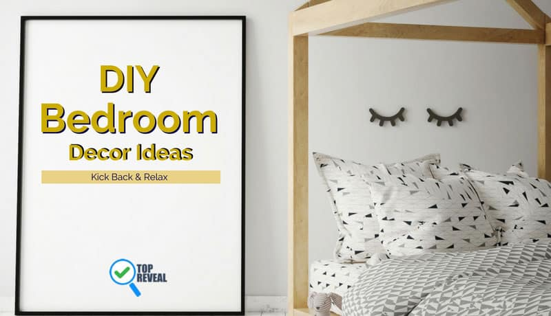Diy Bedroom Decor In Photos of Trend
