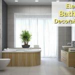 Elegant Bathroom Decorating Ideas