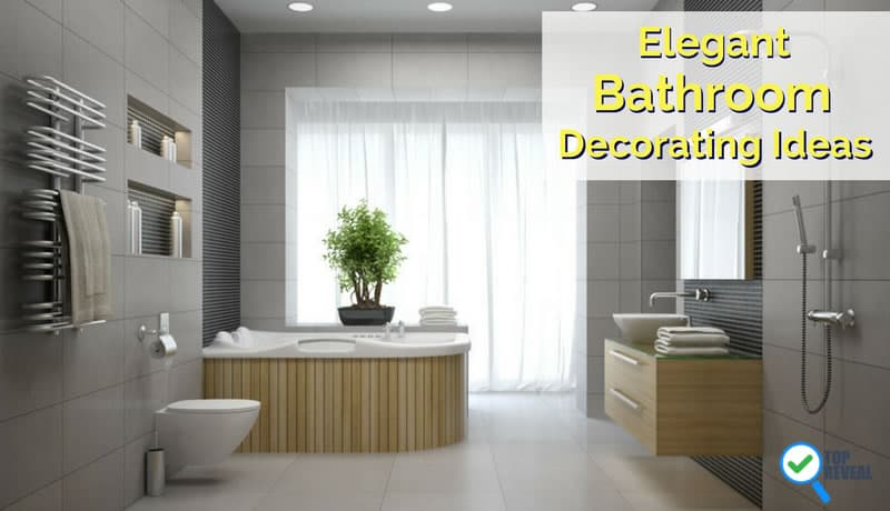 Elegant Bathroom Decorating Ideas