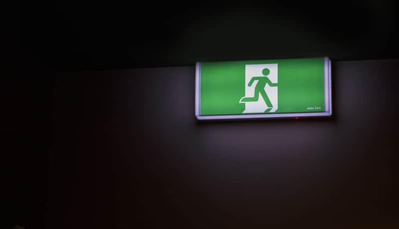 What to Look for in an Emergency Exit Bar