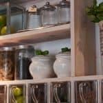 diy kitchen organization on a budget