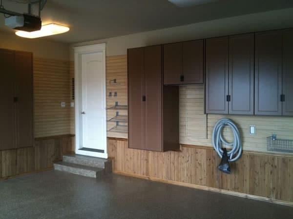 Garage Cabinet after Remodeling