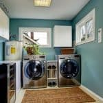 Lavish Laundry Room Ideas