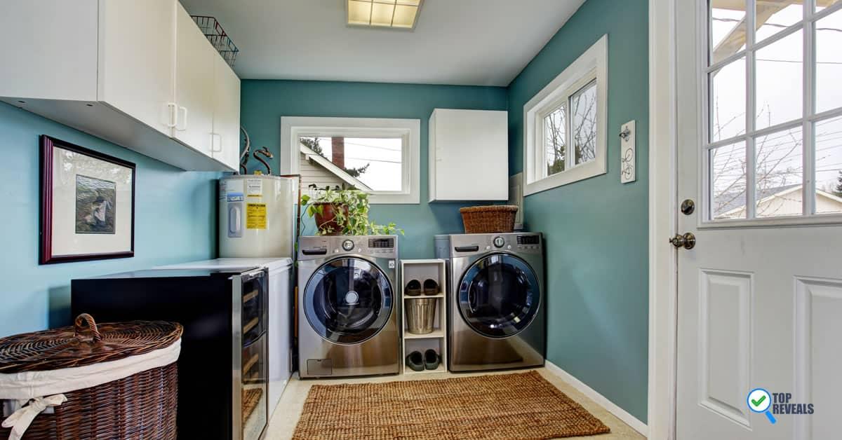 Lavish Laundry Room Ideas