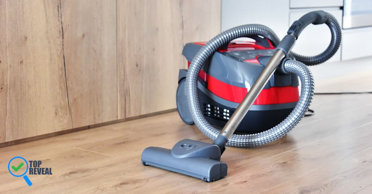 Best Canister Vacuum For Hardwood Floors 2020 Comparison