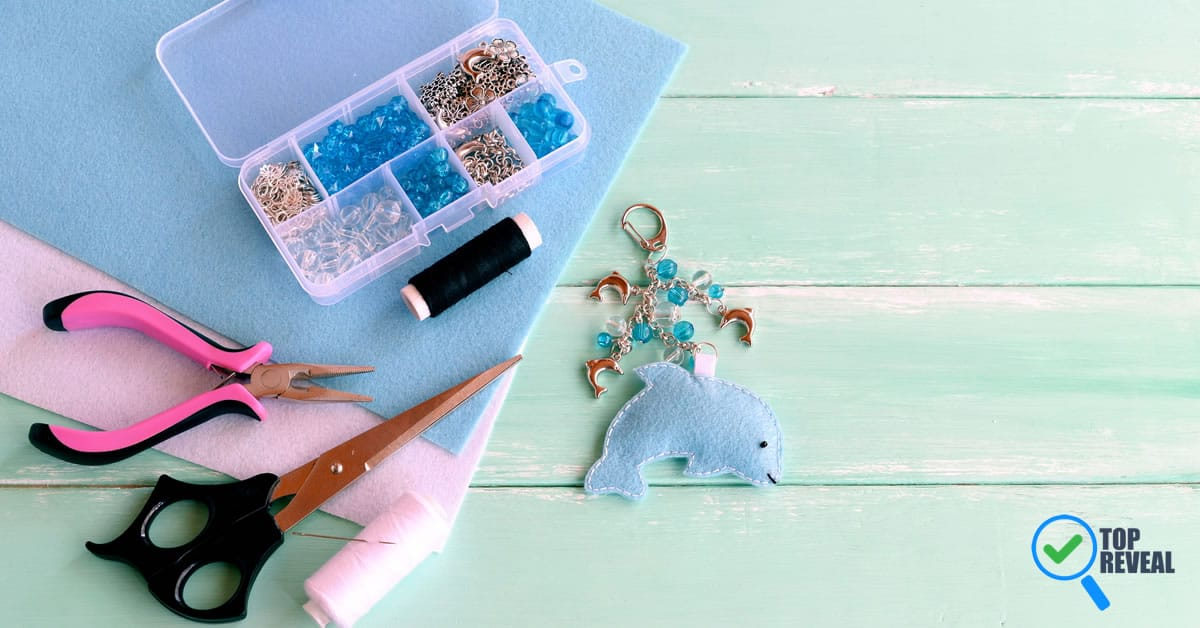 DIY Keychain Craft Ideas