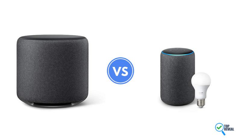 Echo Sub vs Echo Plus 2