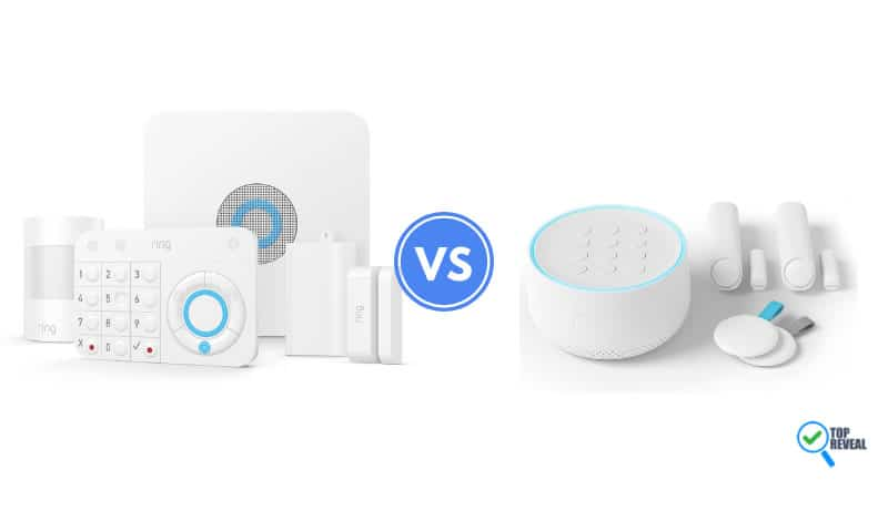 Ring Alarm vs Nest Secure Comparison