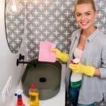 Bathroom Deep Cleaning Hacks